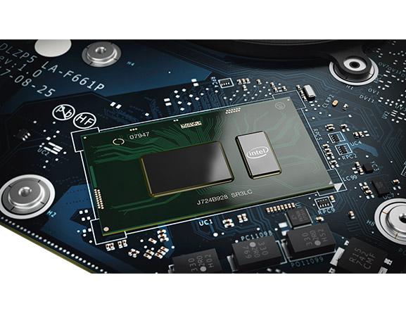 Lenovo yoga 730 processore