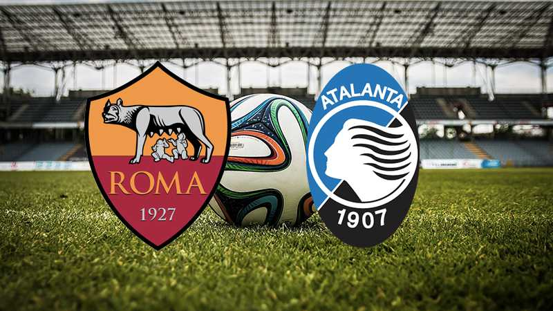 Roma Atalanta in streaming gratis