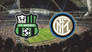 sassuolo inter in streaming