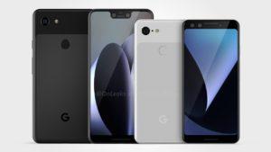 Google pixel 3 e Google pixel 3 XL Prezzo