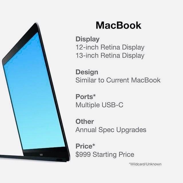 Macbook 2018 caratteristiche tecniche
