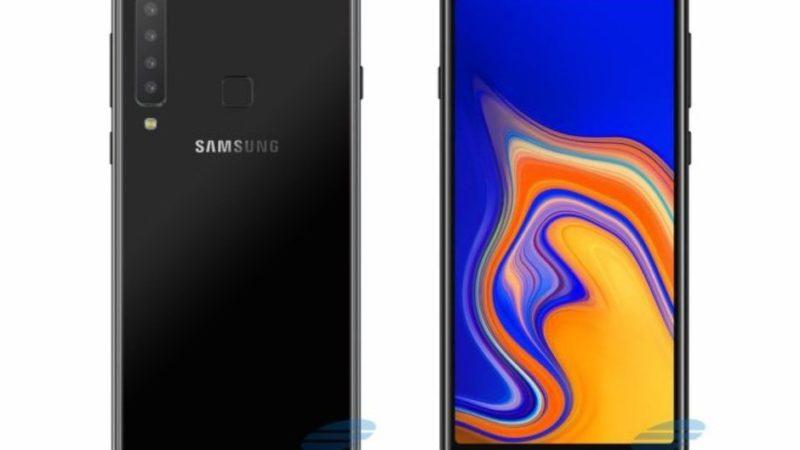 Galaxy A9 Pro (2018) arriva con quattro fotocamere?