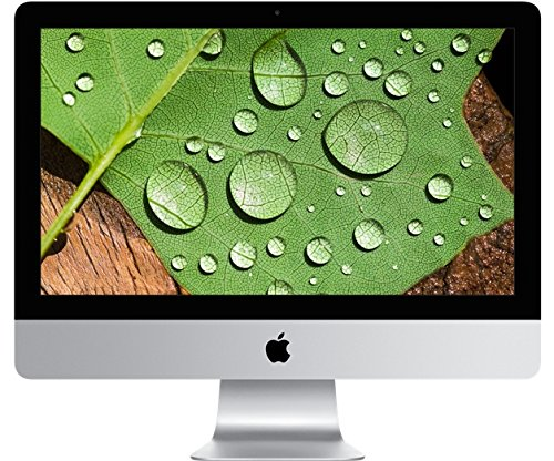 Apple iMac 21.5 pollici caratteristiche tecniche