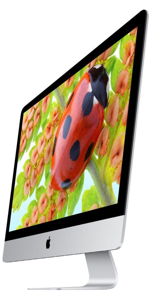 Apple iMac 21.5 pollici design