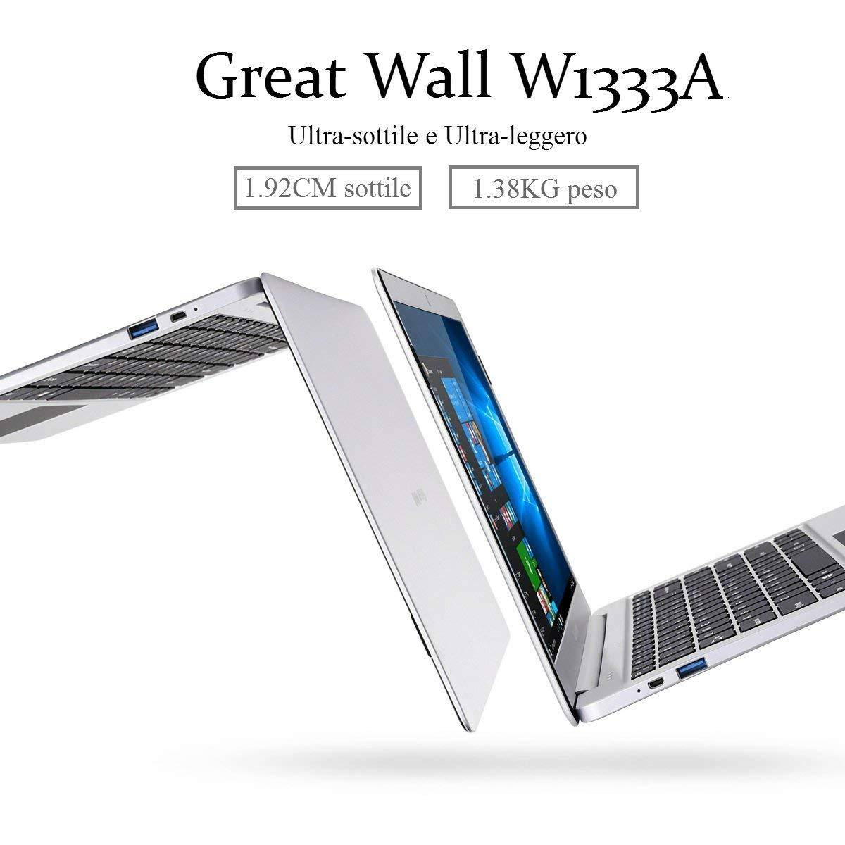 Great Wall W1333A caratteristiche tecniche
