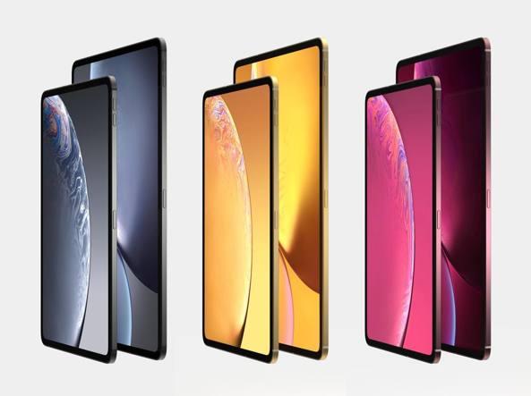 iPad Pro 2018 caratteristiche tecniche