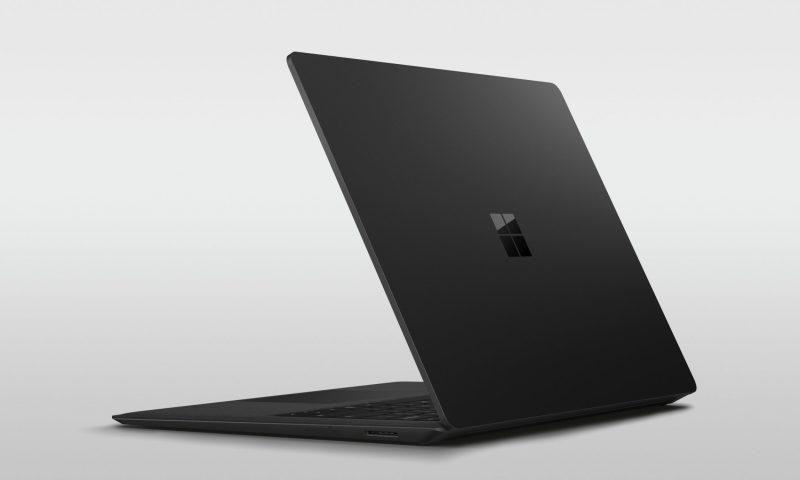 Surface laptop 2 caratteristiche tecniche