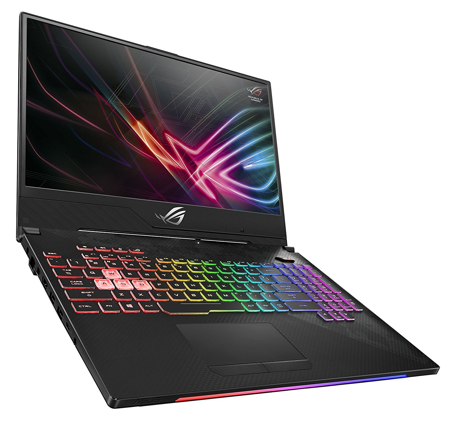 Asus Strix Scar II processore