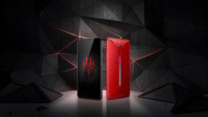 nubia red devil gaming phone