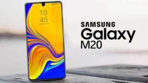 Samsung Galaxy m20 immagine