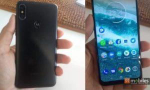 Motorola One power video