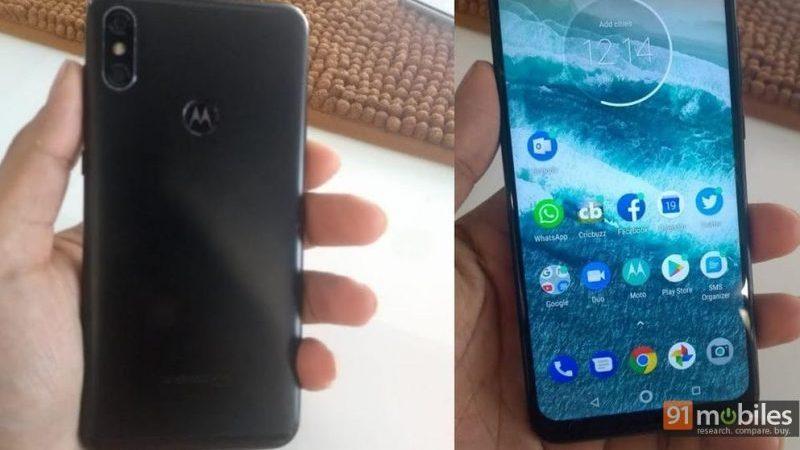 Motorola One Power un video lo mostra con Android Pie 9
