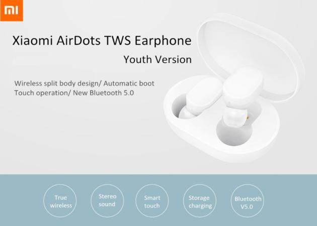 Xiaomi airdots cuffie