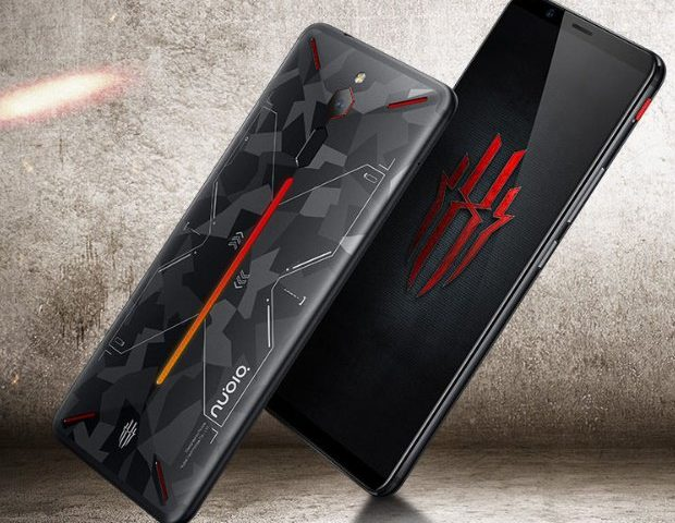 Nubia red magic 2 Smartphone gaming