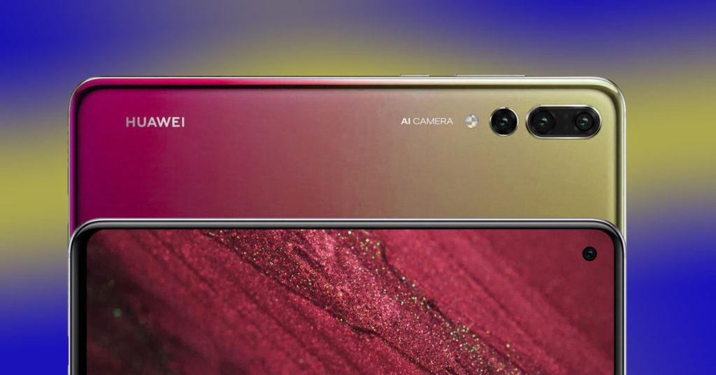 Huawei Nova-4 infinity-o