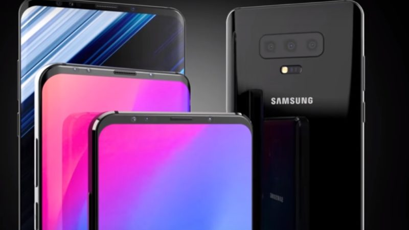 Samsung galaxy s10 notch