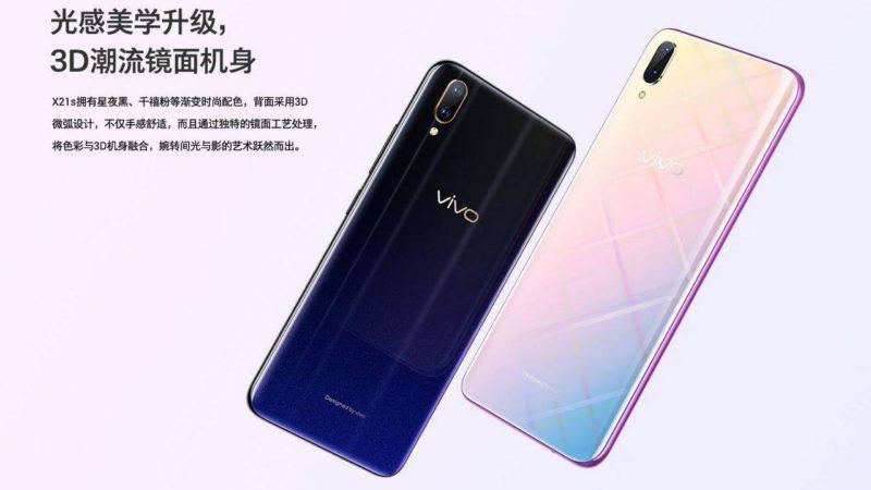 Vivo X21s è da ora disponibile in Cina, ecco a che prezzo