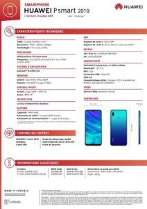 Huawei P Smart 2019 caratteristiche tecniche