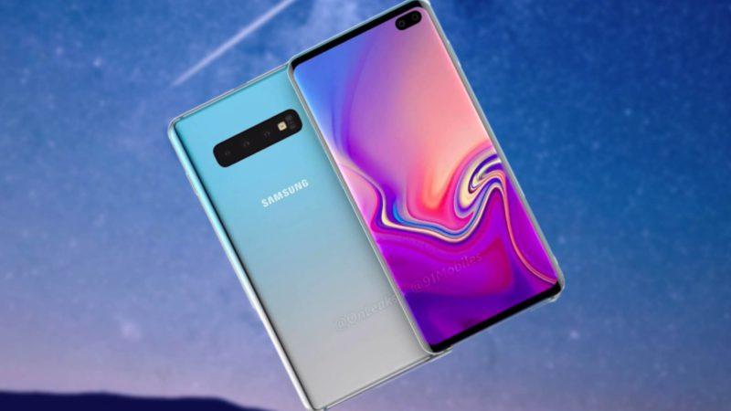 Samsung galaxy s10 1700 euro