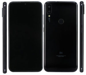 Xiaomi Redmi 7 notch