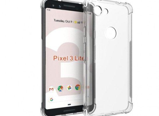 Google Pixel 3 Lite cover silicone