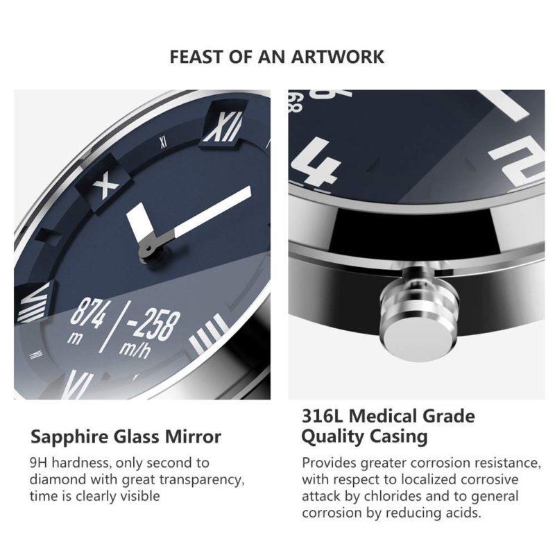 Lenovo watch X design