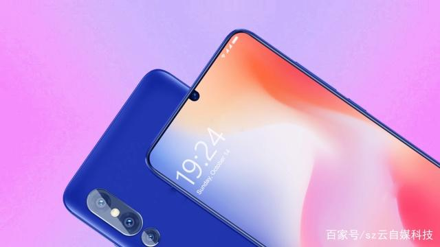Xiaomi mi 9 display senza bordi