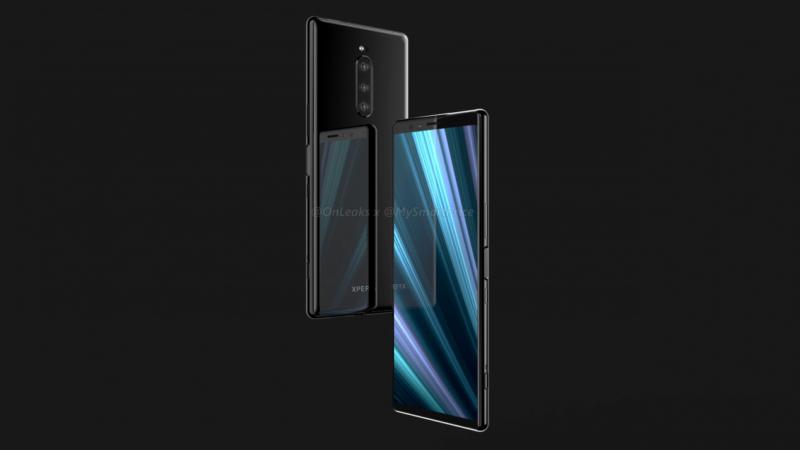 Sony Xperia XZ4 benchmark antutu