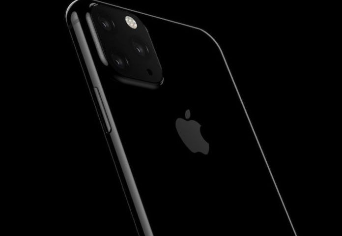 apple iphone 2019 tripla fotocamera posteriore