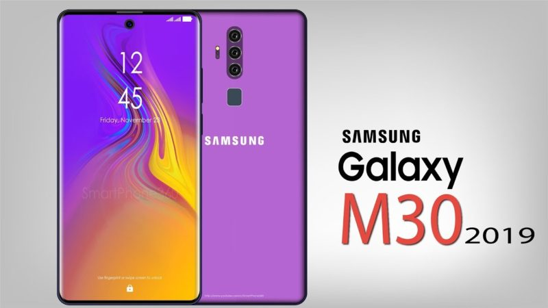 Samsung Galaxy M30 rumors