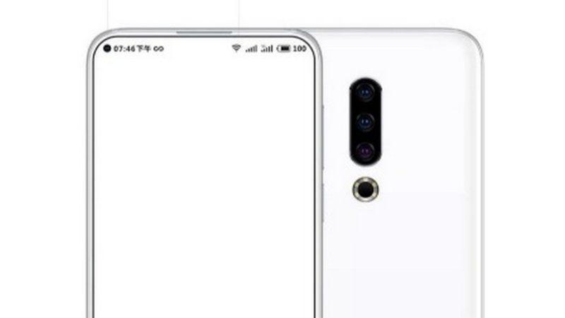 meizu 16t smartphone da gaming