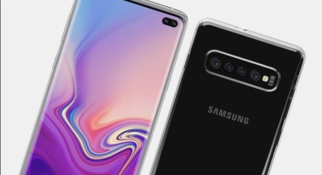 samsung galaxy s10 plus immagine