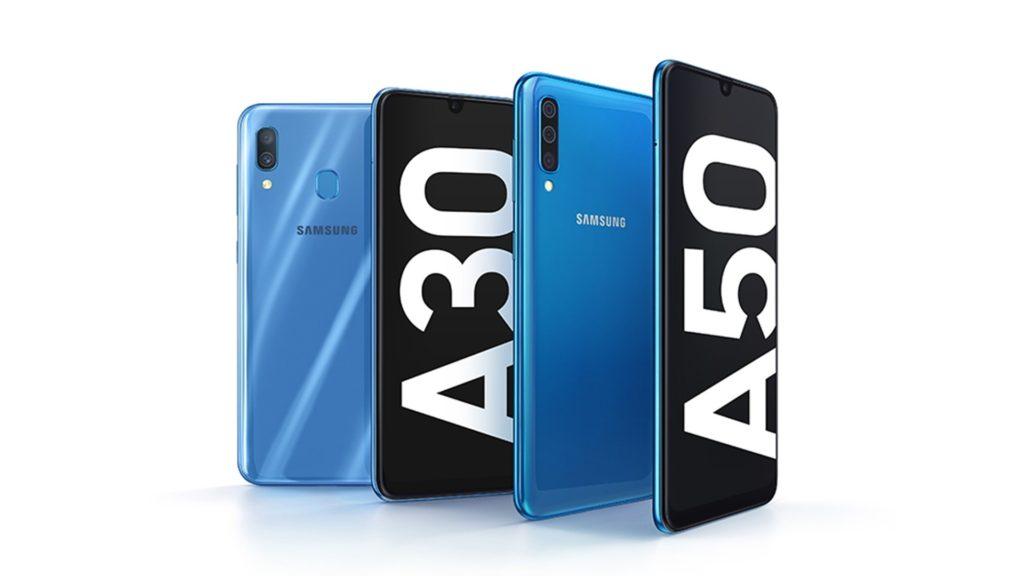 Samsung Galaxy A50 certificazione fcc