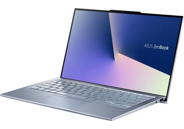 asus zenbook s13 display
