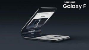 samsung galaxy f smartphone a conchiglia
