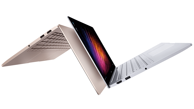 xiaomi mi notebook air 12.5 design