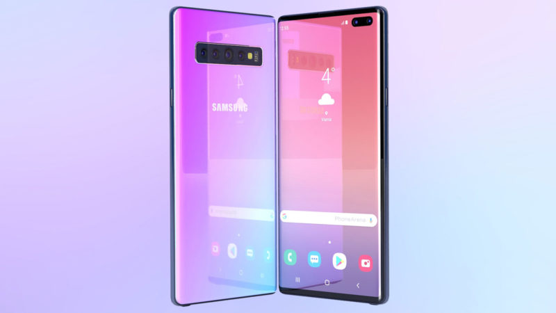 Samsung galaxy note 10 immagine leak