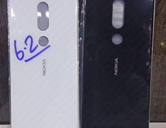 Nokia 6.2 back cover