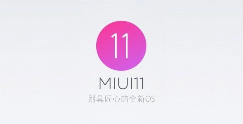 MIUI 11 aggiornamento Xiaomi