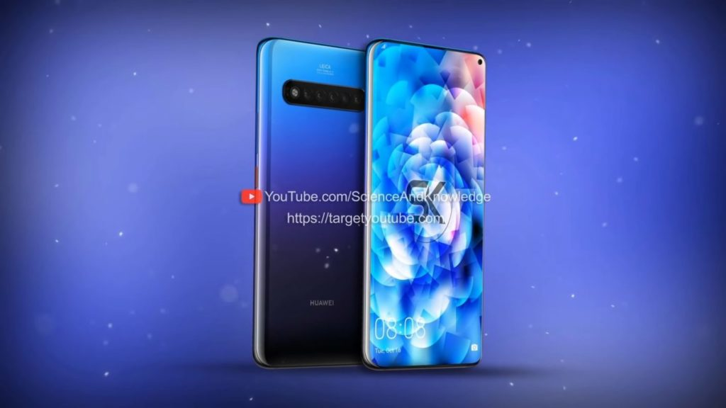 Huawei Mate 30 pro video