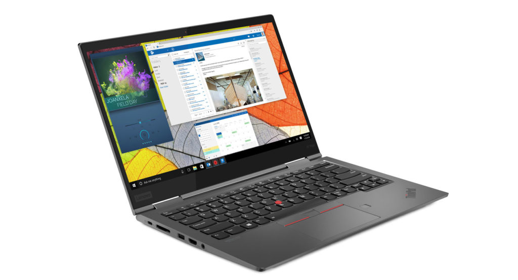 Lenovo ThinkPad X1 Yoga 2019 display