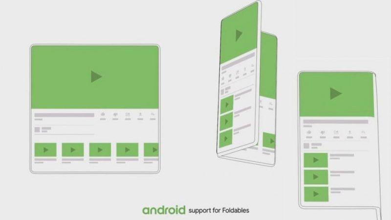 Google smartphone pieghevole indiscrezioni