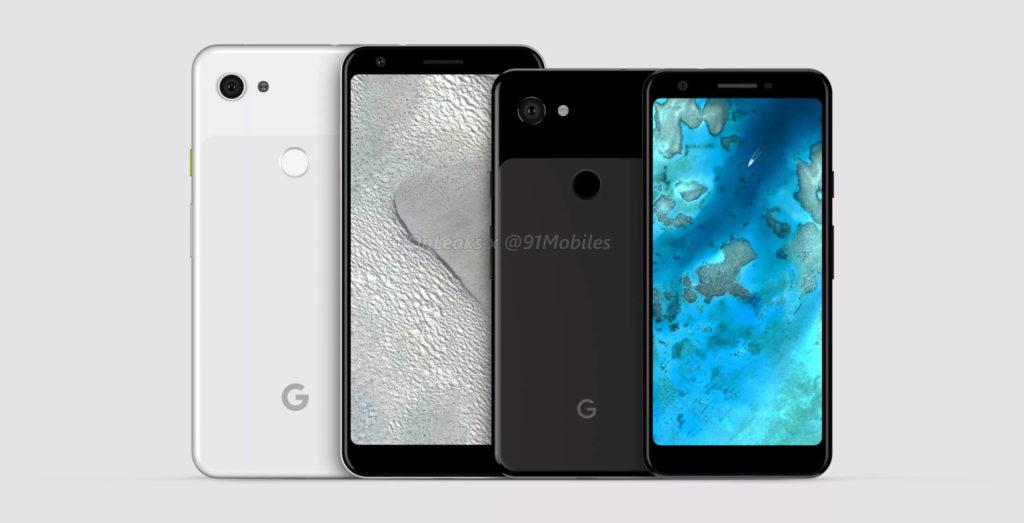 Google Pixel 3a e Pixel 3a XL certificazione
