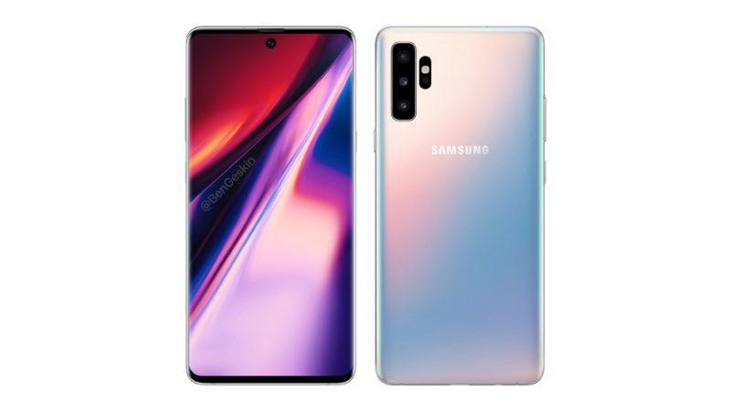 Samsung galaxy note 10 fotocamera