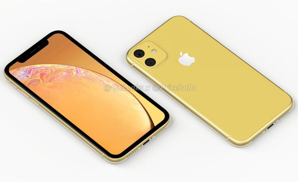 iphone xr 2019 render