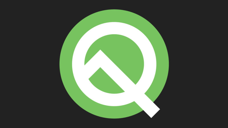 Android q terza beta
