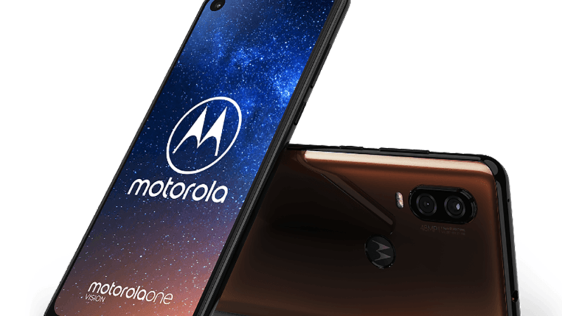 Motorola One Vision rumors