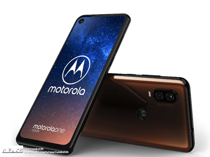 Motorola One Vision rumors
