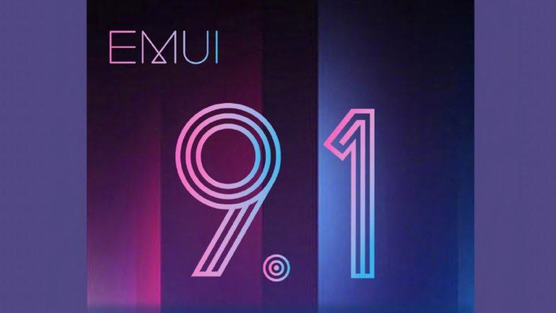 Emui 9.1 aggiornamento