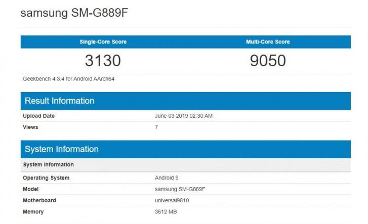 Samsung SG-G889F